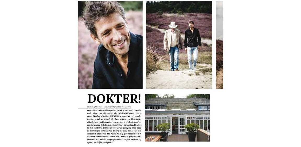 Gooisch Blad Interview
