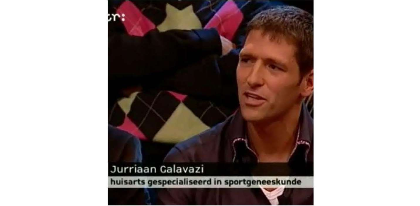 """Topsport is ongezond"""