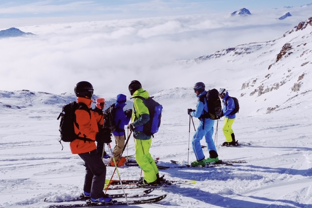 Ski-expeditie 2019