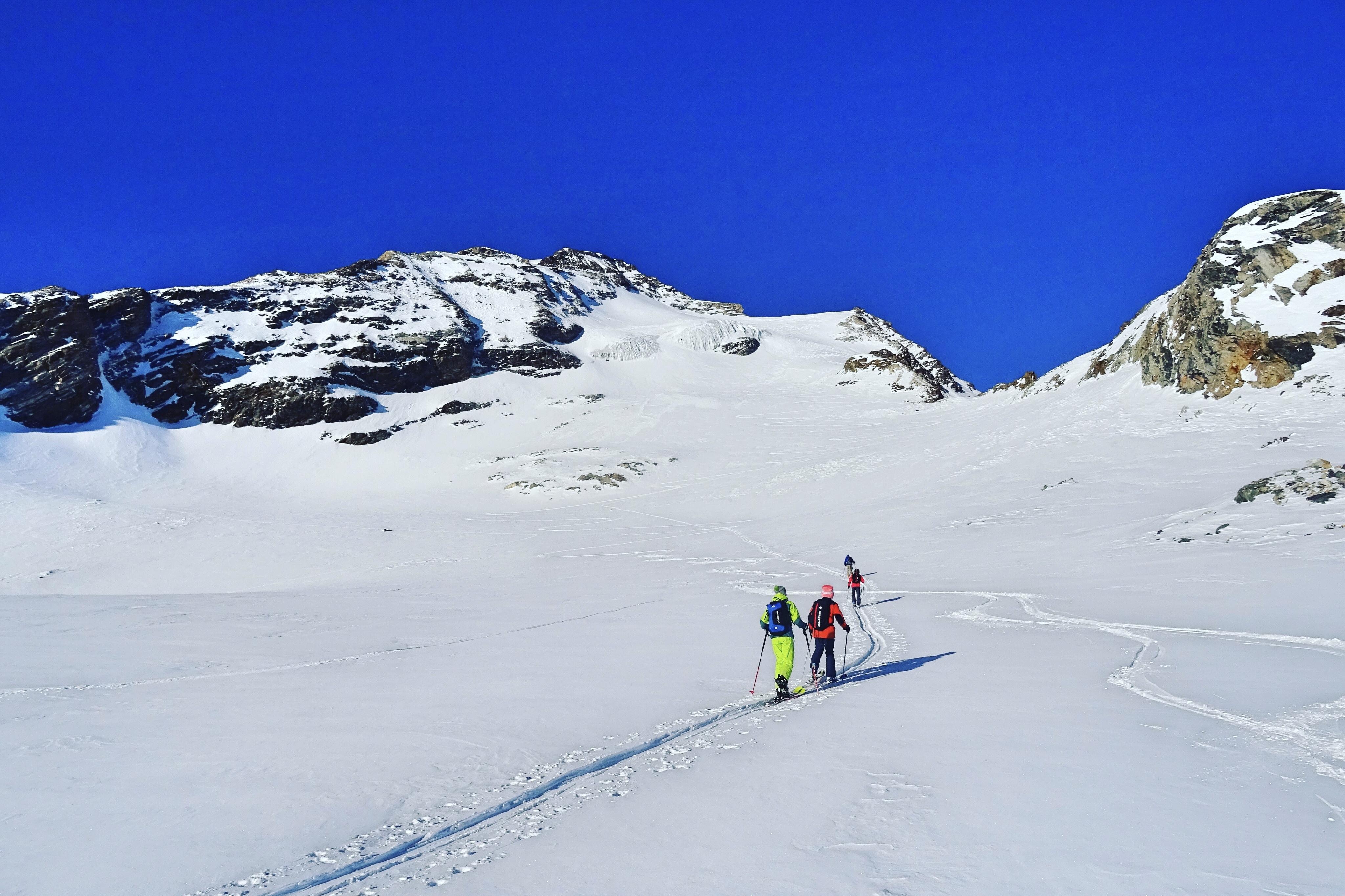 Ski-expeditie 2019