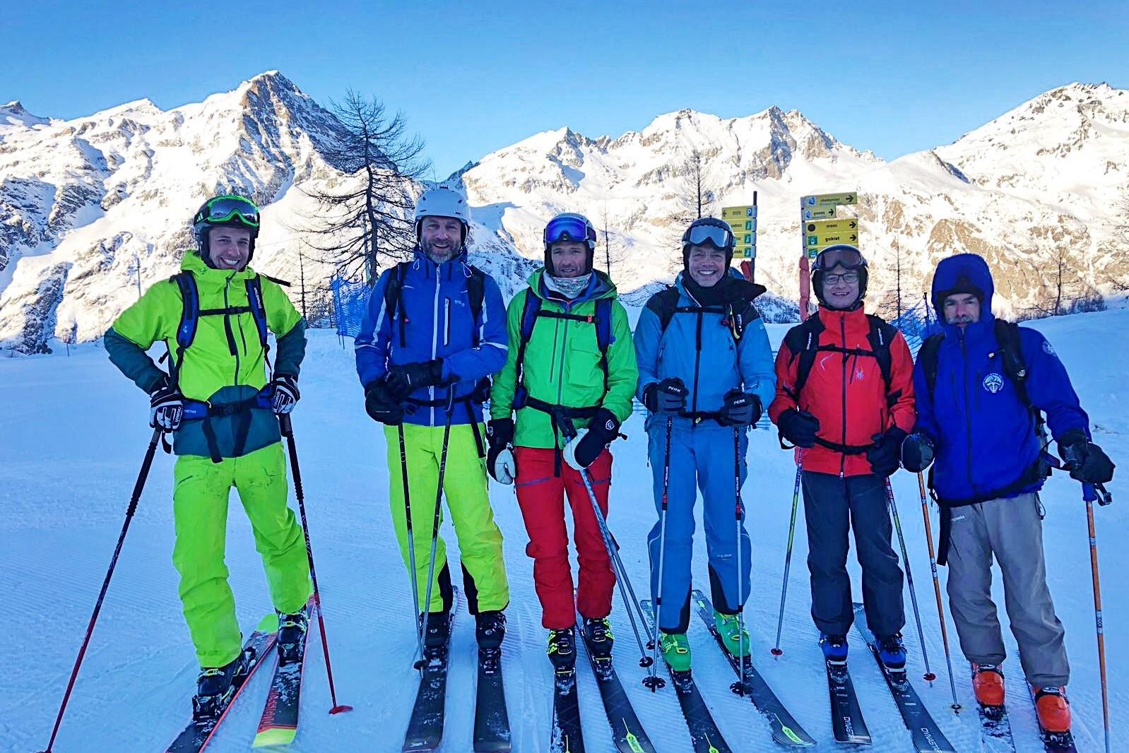 Ski-expeditie